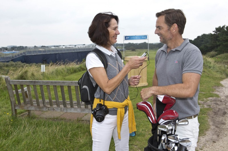 Golf KLM Open Charity Challenge