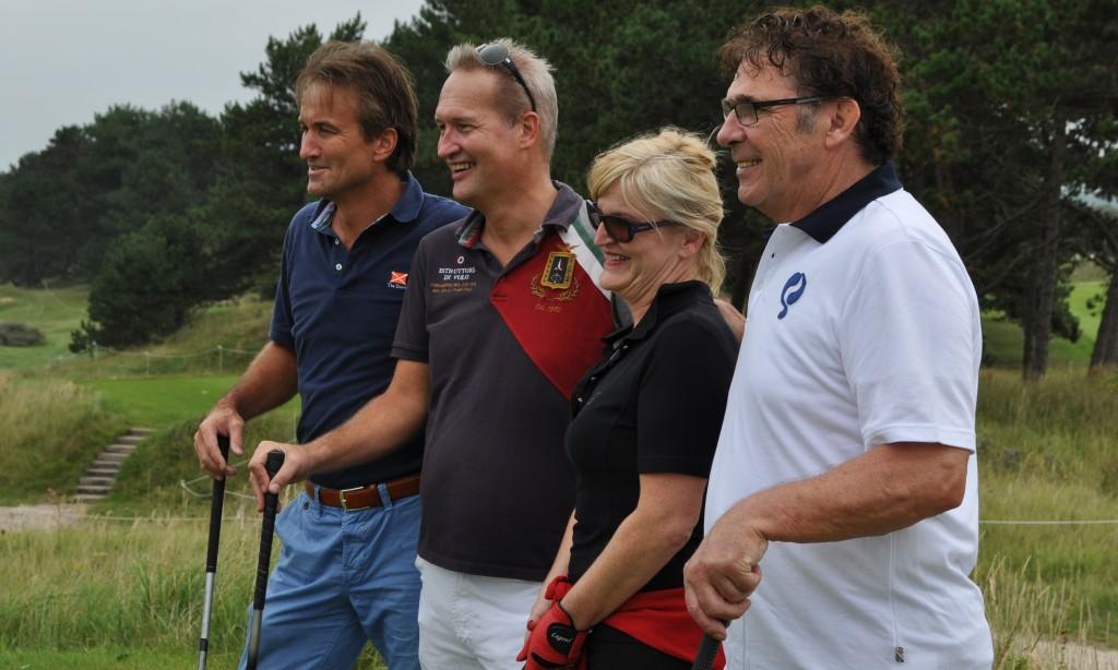 DSC_0192 Willem van Hanegem and 2014 team (Mark Koevermans on the left)